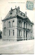 N°66772 -cpa Le Havre -caisse D'épargne- - Banques