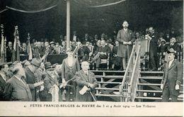 N°66787 -cpa Le Havre -fêtes Franco Belges 1924- - Le Havre