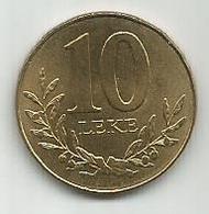 Albania 10 Leke 2000. - Albanie