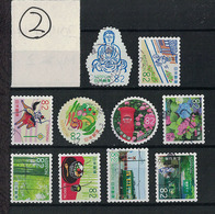 Japan 2017.04.14 My Tourney Stamp Series 2nd (used)② - 1989-... Empereur Akihito (Ere Heisei)