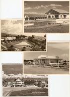 Ruanda-Urundi : Usumbura --- 4 Cards - Ruanda-Urundi