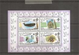 Seychelles - Iles éloignées - Timbres Sur Timbres ( BF 8 XXX -MNh) - Seychelles (1976-...)