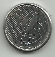 Brazil 50 Centavos 2005. - Brésil
