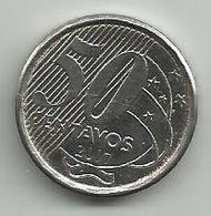 Brazil 50 Centavos 2007. - Brésil