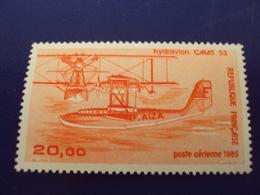 """1985-PA- N°   58       -neuf  -"""" Hydravion CAMS 53     """"            Cote  8    Net      2.6 - Poste Aérienne"""