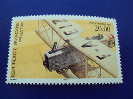 """1997   PA- N°           -neuf  -"""" Biplan Breguet     """"  13 X 13.5   -   Cote       10   Net 3.30 - 1960-.... Neufs"""