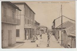 5-Senegal:Mestieri-Spingitore Di Carrello Su Rotaie-v.1906 X Parigi. - Senegal