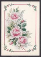 93472/ FLEURS, Illustration, Roses - Fiori