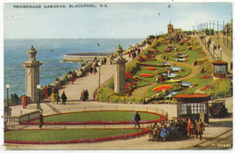 Promenade Gardens, Blackpool, N.S. - Blackpool