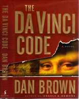 The DA VINCI CODE: Dan BROWN Ed. (2003) Double Day, - Action/ Aventure