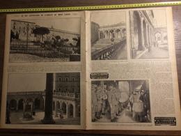 ANNEE 20/30 LE 14° CENTENAIRE DE L ABBAYE DU MONT CASSIN - Vecchi Documenti
