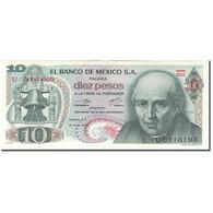 Billet, Mexique, 10 Pesos, 1975-05-15, KM:63h, SUP - Mexico