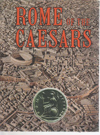 ROME Of The CAESARS: Leonardo B. Dal MASO, Ed. BONECHI - History