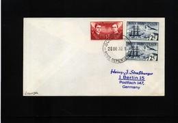 Ross Dependency 1970 Scott Base  Interesting Cover - Ross Dependency (New Zealand)