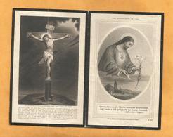 IMAGE GENEALOGIE FAIRE PART DECES MORTUAIRE SOEUR BERBIGIER    1846 1914 - Décès