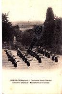 MOMIGNIES (Belgique) - Pensionnat Sainte-Thérèse - Education Physique - Mouvements D'ensemble - Momignies