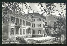 SVIZZERA - SUISSE - 1934 - FAIDO OSPEDALE S.CROCE - TI Tessin