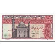 Billet, Égypte, 10 Pounds, 1969, Undated (1969), KM:46, SUP - Egypte