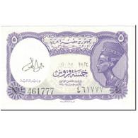 Billet, Égypte, 5 Piastres, 1978-1980, Undated (1978-1980), KM:182g, NEUF - Egypte