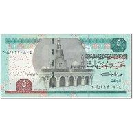 Billet, Égypte, 5 Pounds, 2002, Undated (2002), KM:63a, NEUF - Egypte