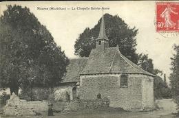 MAURON  --la Chapelle Sainte-Anne                                                    -- Lamiré - Autres Communes