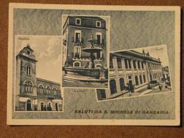 SAN MICHELE DI GANZARIA  1962 -  -  VEDUTE -   ---BELLA  - - Altre Città
