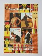 BLOC TIMBRE PREMIER FESTIVAL DE LA MODE AFRICAINE    NIGER - Niger (1960-...)