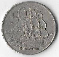 New Zealand 1973 50c [C794/2D] - New Zealand