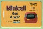 New Zealand - 1995 Telecom Mobile - $5 Minicall - Mint - NZ-P-46 - Neuseeland