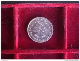 MONEY LIBANO 1 LIVRA 1986 - Liban