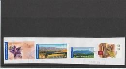 Australia Fauna Birds Christmas Landscape Possum Stamps Used - Australie