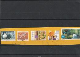 Australia & AAT Fauna Penguin Flower Butterfly Stamps Used - Australia