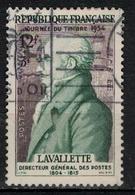 FRANCE      N° YVERT  :     969       OBLITERE - France