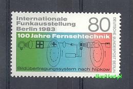 Berlin Germany 1983 Mi 702 MNH ( ZE5 DBE702 ) - Sciences