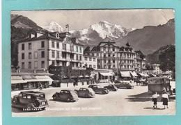 Old Post Card Of Interlaken, Berne, Switzerland R76. - BE Berne