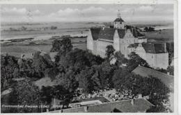 AK 0087  Eisenmoorbad Pretzsch An Der Elbe - Schloß Und Kurpark / Verlag Franck Um 1939 - Bad Schmiedeberg