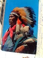 INDIAN  INDIANO AMERICA APACHE V1961 GX5906 - Indiani Dell'America Del Nord
