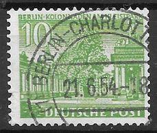 Berlin 1949 / MiNr.     47   Stempel  21.06.1954     O / Used  (f2050) - Gebraucht