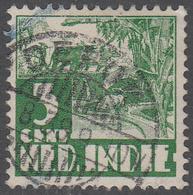 NETHERLANDS INDIES     SCOTT NO  167     USED     YEAR  1933 - Nederlands-Indië
