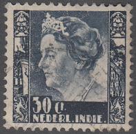 NETHERLANDS INDIES     SCOTT NO  178     USED     YEAR  1933 - Niederländisch-Indien