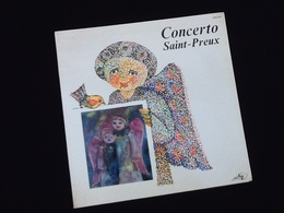 Vinyle 33 Tours   Concerto Saint-Preux - Vinyl Records