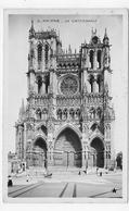 (RECTO / VERSO)  AMIENS - N° 3 - LA CATHEDRALE - Edition MARQUE ETOILE -  CPA NON VOYAGEE - Amiens