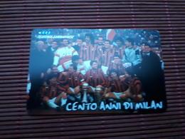 Phonecard San Marino Milan (Mint,Neuve)  Rare - San Marino