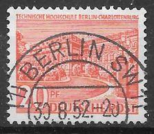Berlin 1949 / MiNr.     49   Stempel   30.08.1952     O / Used  (f2055) - Gebraucht