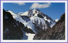 Kazakhstan. Postcards. Zailiysky Alatau (007). The Mountains - Kazakhstan