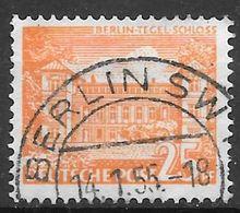 Berlin 1949 / MiNr.     50   Stempel   14.01.1955     O / Used  (f2058) - Gebraucht