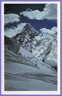 Kazakhstan. Postcards. Khan Tengri Peak (005). The Mountains - Kazakhstan