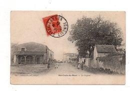 Sainte Croix Du Mont. Le Peyrat. - France