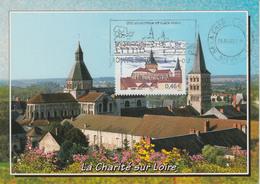 Carte-Maximum FRANCE N°Yvert 3478 / La Charité Sur Loire - Cartas Máxima
