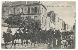 NIORT - Le 7e Hussards - Fanfare - Niort